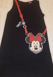 Disney Minnie mouse jumper. Black XL
